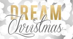 Dream Christmas CD cover 2015