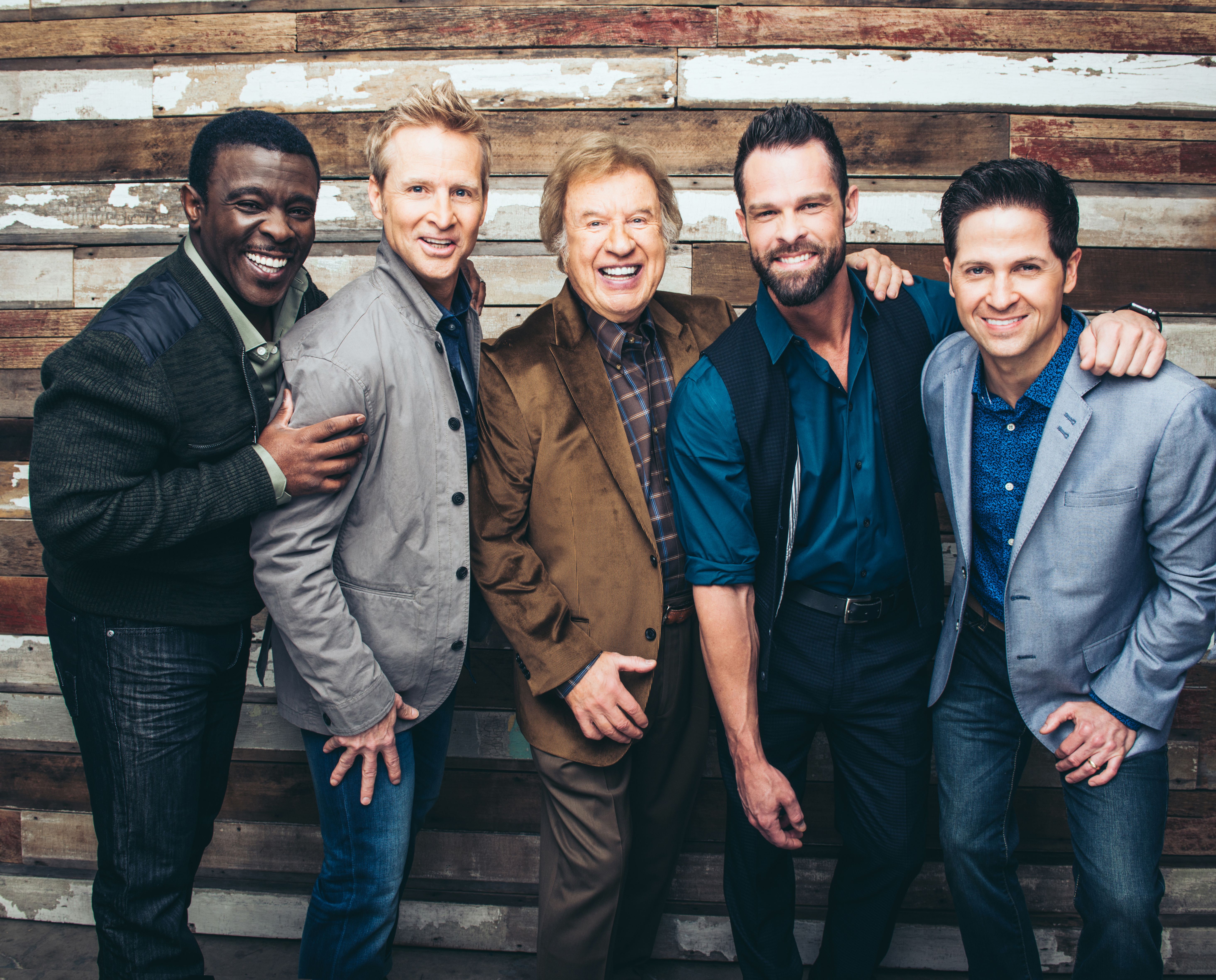Gaither Vocal Band 2017