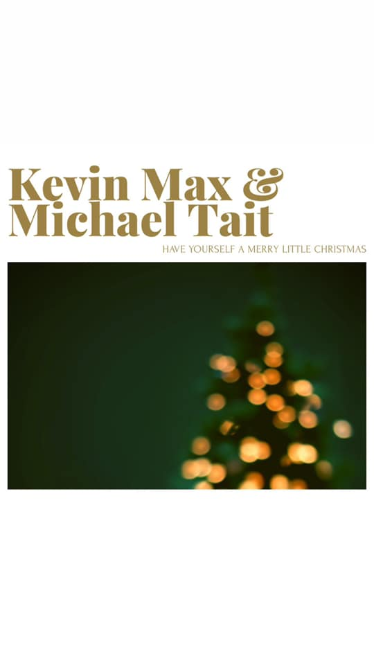 Max and Tait xmas cover