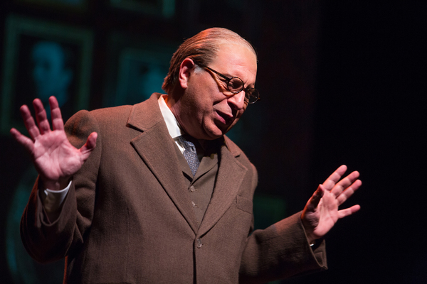 McLean Max as CS Lewis