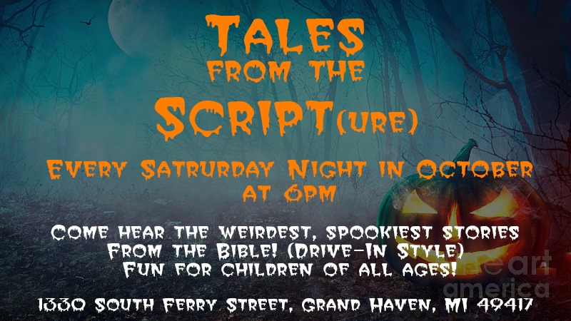 Tales from the Scripture Oct 2020