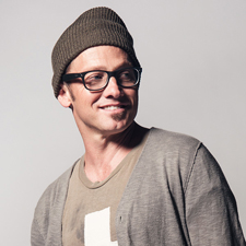 TobyMac gray stocking cap225