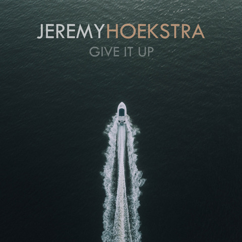 Jeremy Hoekstra Give it Up EP Cover